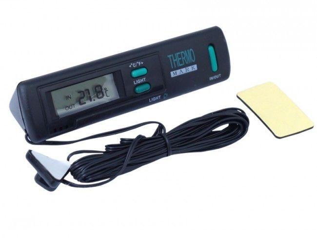 Автотермометър за табло с дигитален дисплей