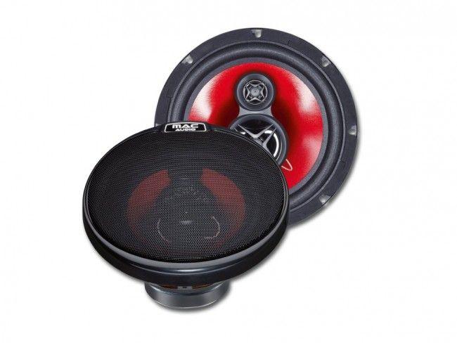 Два броя двуканални HiFi високоговорители MAC Audio APM Fire 20.3 - 8
