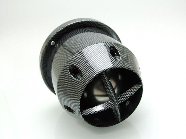 Спортен въздушен авто филтър CARBON