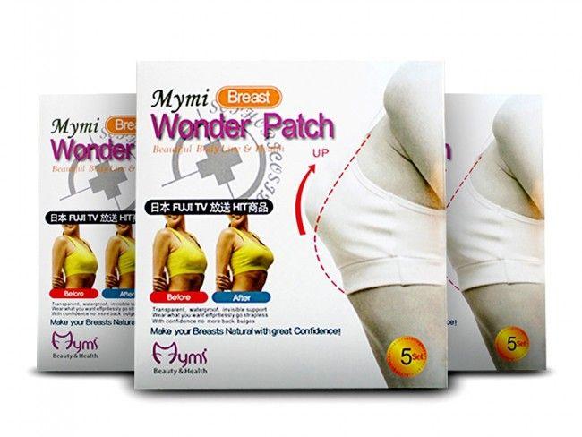 Корейски лепенки Wonder Patsh Brest повдигат гърдите и подобряват формата и силуета