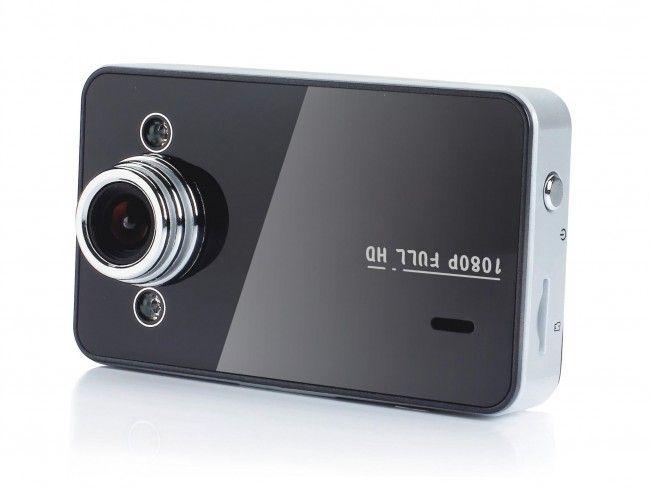 Мобилна авто камера видеорегистратор FULL HD 1080 за запис в движение