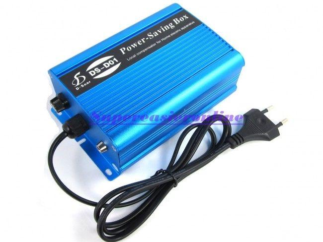 Най-мощния уред за филтриране и икономия на електрическа енергия - Power Saving Box DS-D01
