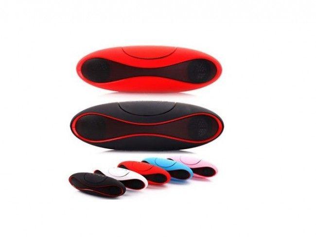 HiFi мини аудио система MP3 - BEATS MINI BOX в 4 различни цвята и вградена батерия