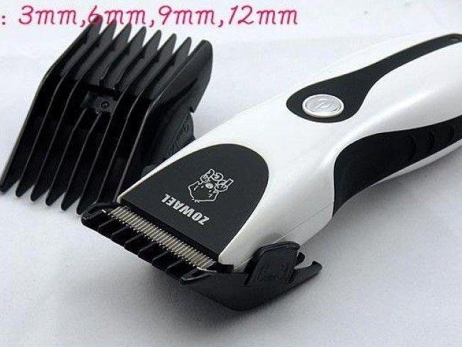 Висококачествена мощна машинка за подстригване на домашни любимци ZOWAEL - комплект