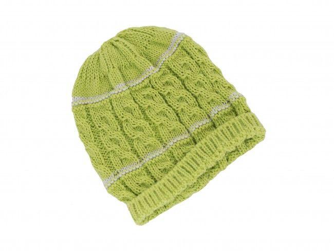Плетена топла и мека зимна бебешка плетеница рае - в различни цветове, 0-9 месеца