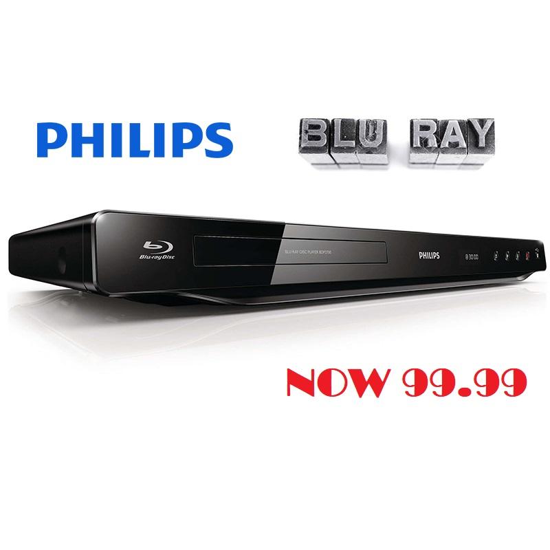 PHILIPS Blu-Ray disc player 2700/12 от висок клас