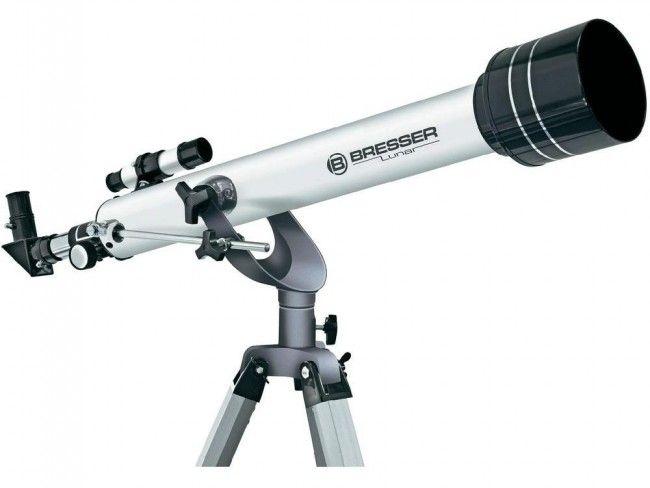 Истински астрономически телескоп М60700 - любителска серия
