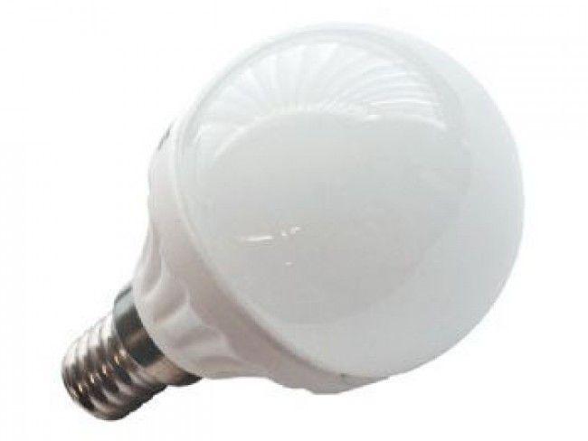 Супер икономична LED крушка миньонка 7W цокъл Е14
