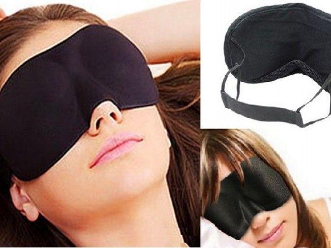 Турмалинова превръзка за очи за релакс по време на сън