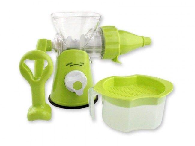 Ръчна сокоизтисквачка Juicer Multi-funktion HX - BFA материал дори и за кърмачета и бебета