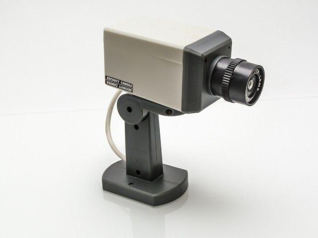 Изкуствена камера - пази крадците надалеч