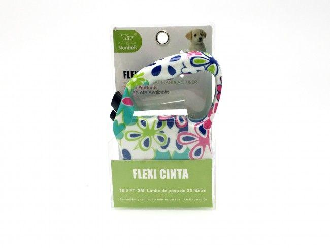 Flexy cinta - весел автоматичен повод за животинки