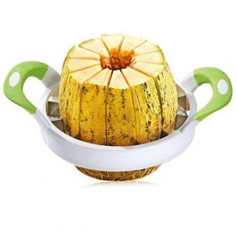 Невероятен резец за дини и пъпеши само за секунди - Melon Slicer