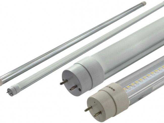 Край на луминисцентните пури : вечна LED пура 120 см 20W, цокъл Т8