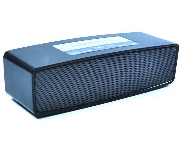 Компактна и мощна HiFi аудиосистема BT BLACK USB, micro SD, 2x5W висококачествена реплика