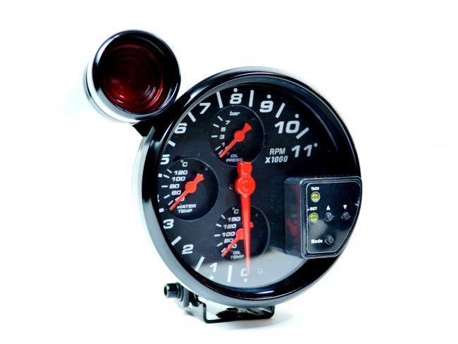 TUNING уред - волтметър за измерване на напрежение, налягане на въздух и масло 8140BB