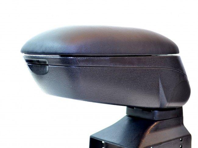 Универсален авто подлакътник - барче - слайдър за всеки автомобил в черен цвят, 2600