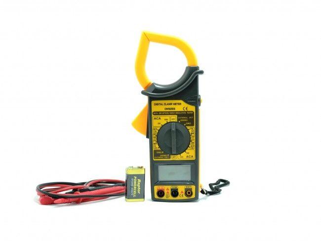Професионален комбиниран електронно-измервателен уред - мултицет DM6266