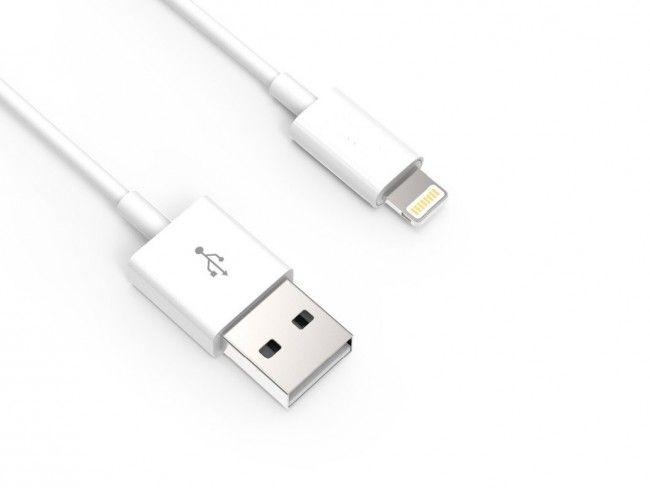 Оригинален кабел Apple iPhone 5 / 6 / 6+, iPAD