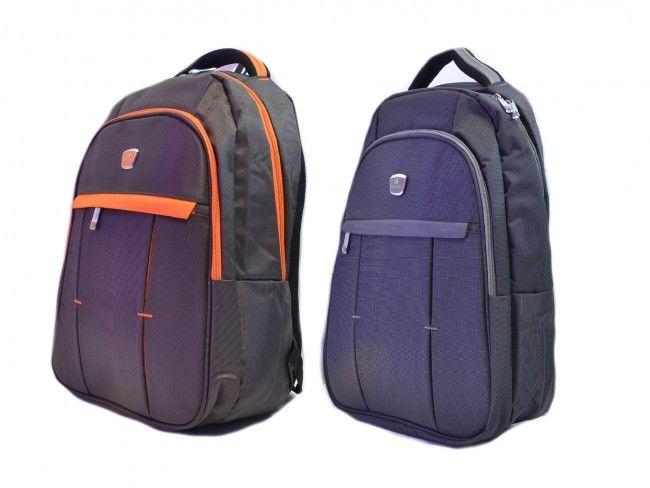 Висок клас раница 3360 - Orange, Grey, бизнес раница, ученическа раница