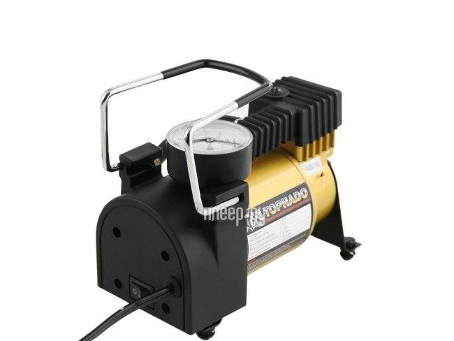 Мощен автокомпресор за помпане на гуми - TORNADO AC580