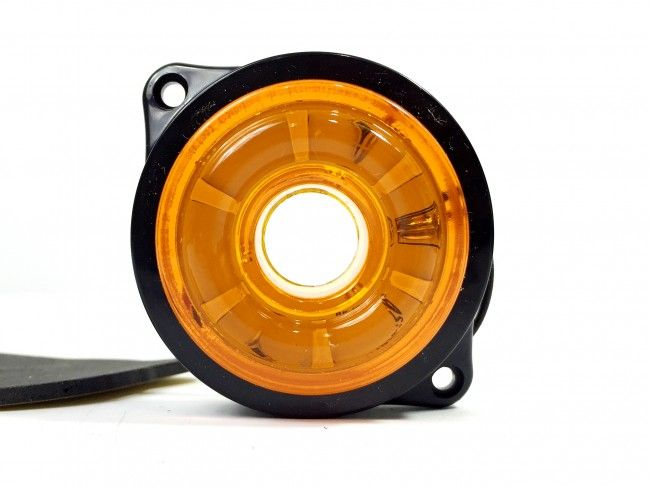 Габаритни LED светлини за камиони и каросерии 24V ORANGE - сигнален оранжев цвят