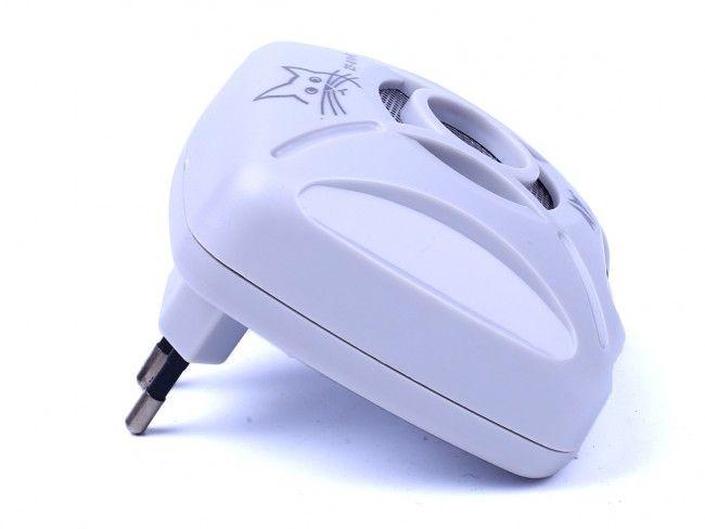 Електронна супер котка ZF-810  срещу мишоци и гризачи защитава 50-70 кв.м