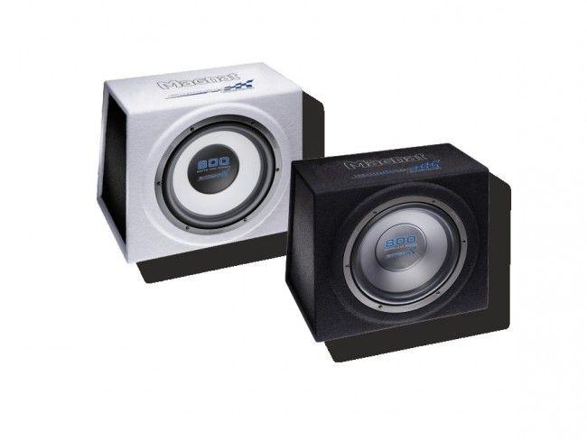 250/800W BOOM BOX MAGNAT EDITION BS30 12'' субуферна система с уплътнена кутия