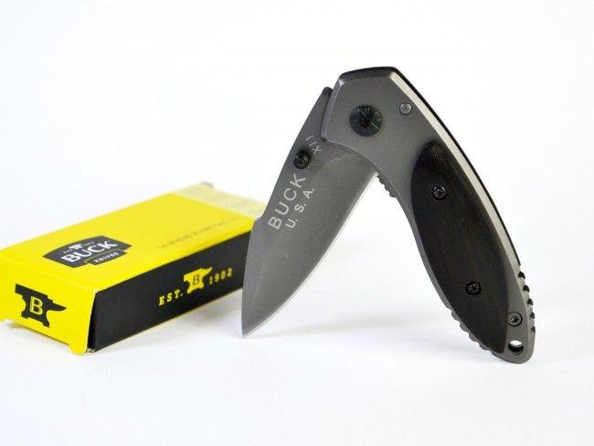 Компактен сгъваем нож BUCK X11