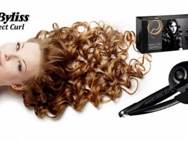 Babyliss Pro Perfect Curl - иновативна самонавиваща преса за коса