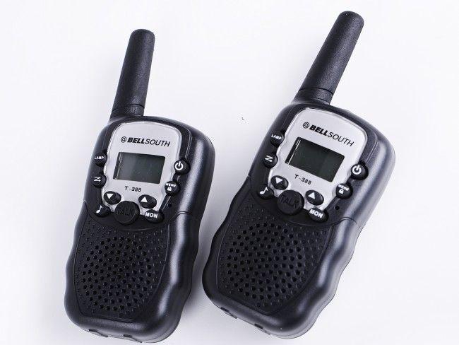 Комплект 2 радиостанции BELLSOUTH T-388 22 нанала FRS -