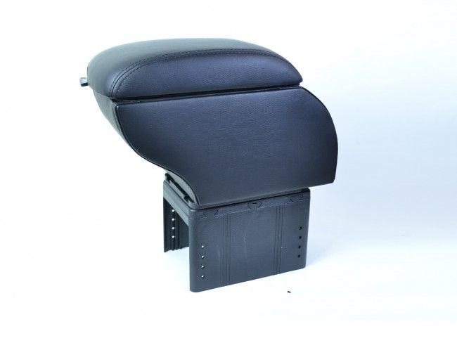 Луксозно изпълнен универсален автоподлакътник- барче, 77778, в черен или бежов цвят