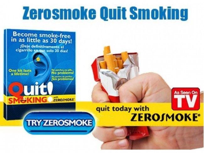 ZEROSMOKE - терапия с биомагнити за безболезнено спиране на тютюнопушенето