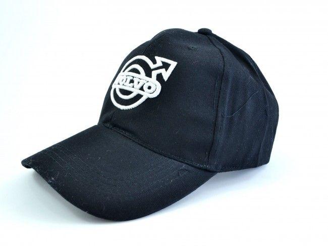 Черна спортна шапка с козирка SPORT BLACK V985631