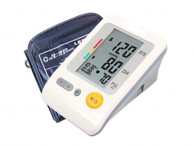 Автоматичен апарат за кръвно налягане захранване на батерии или ел.мрежа BP-103H