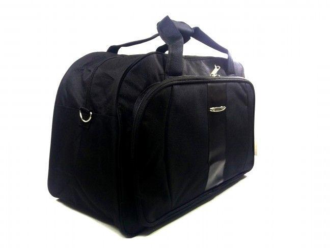 Класическа пътна чанта-сак BLACK SPORT 21360 кафяв цвят само