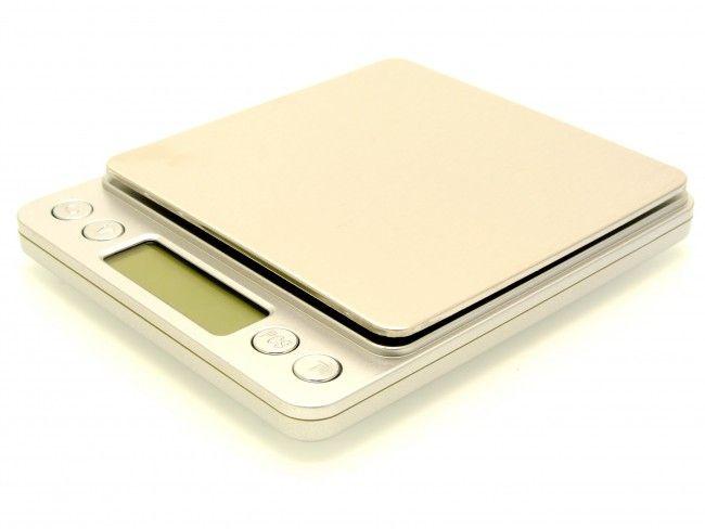 Дигитална везна среден размер и обхват до 500 гр с изключително качество на изработката