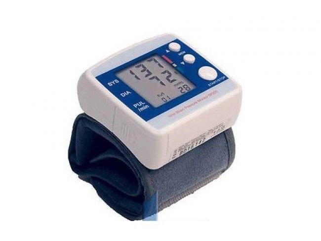 Портативен апарат за кръвно налягане за китка BP205