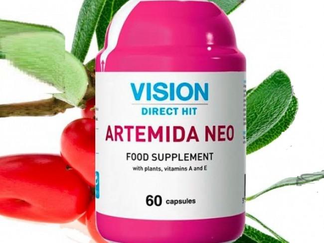Vision Artemida Neo, Вижън Артемида Нео - балансира хормоните в женския организъм 60 капс.