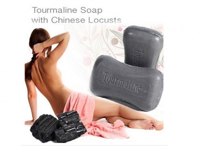 Турмалинов сапун - дар от изтока