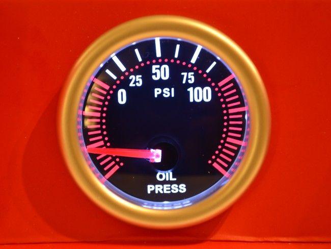 TUNING уред за измерване налягането на маслото 6196SB