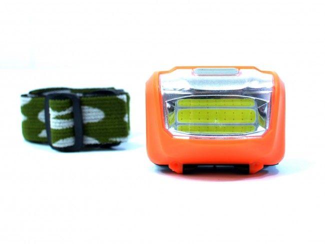 Мощен LED фенер-челник от последно поколение NF-T835 3W