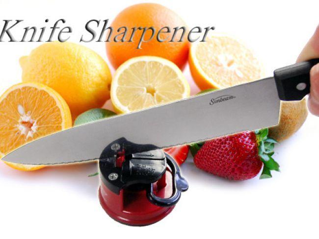Универсално вакуумно точило за прави ножове