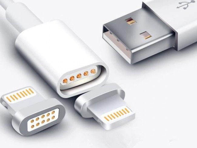 Спасете своят телефон Iphone! С иновативното зарядно  Magnetic Charging
