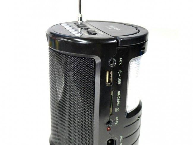 Автономна MP3 аудиосистема-тонколона