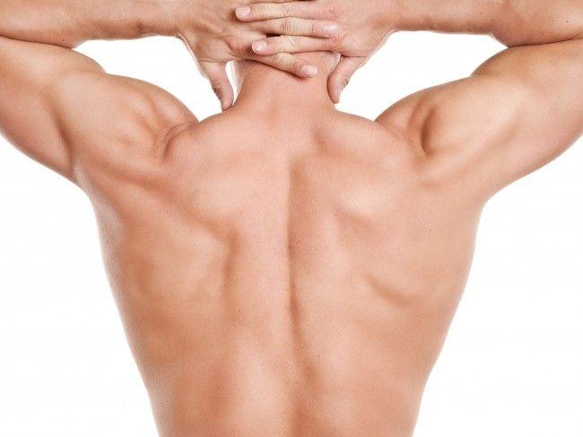 IPL фотоепилация на половинка гръб за мъже - трайно и безболезнено обезкосмяване
