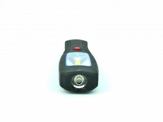 Мощна LED лампа с прожектор и всевъзможни позиции за закачане (вкл. магнитно)