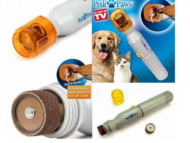 Кучето е вече без нокти! Тример за нокти за домашните любимци - Pedi Paws Pet Nail Trimmer