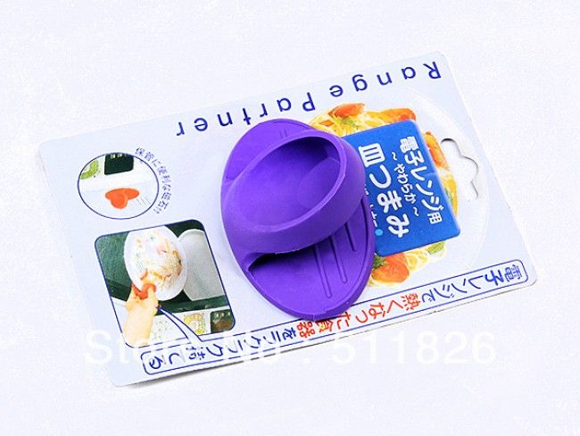 Твоите силиконови огнеупорни пръсти ловят всяка гореща чиния или тава с Renge Partner