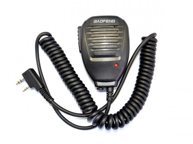 Хендсфри- микрофон за радиостанция BAOFENG